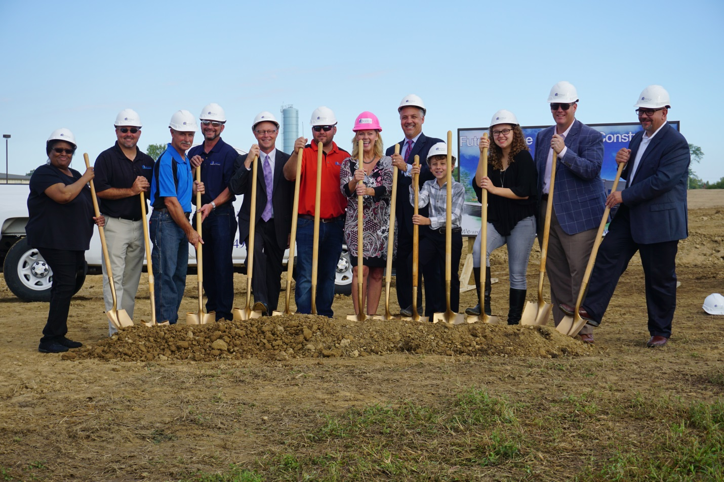 WENCO Breaks Ground