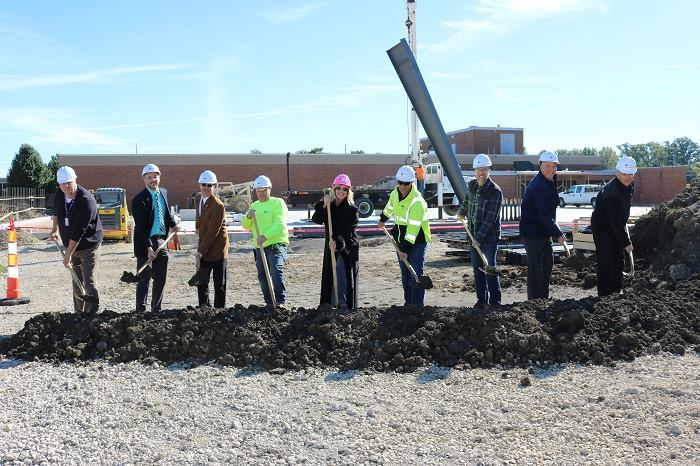 Dayton Christian School Breaks Ground