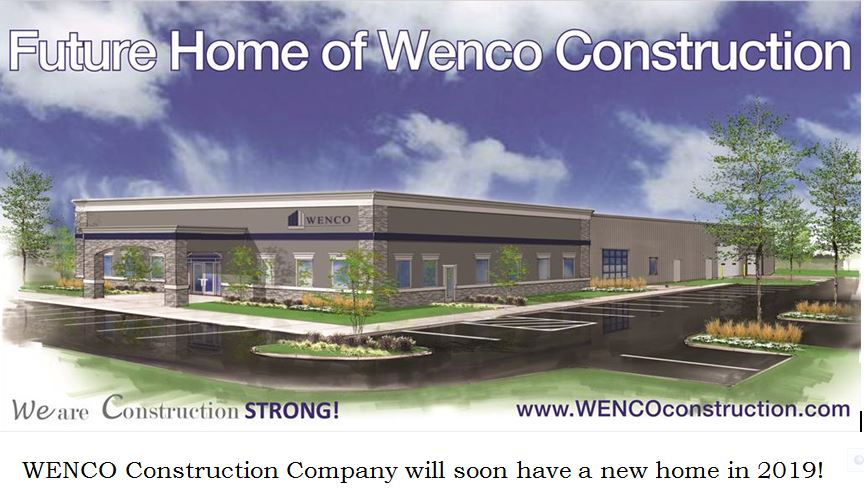 WENCO's New Home in 2019