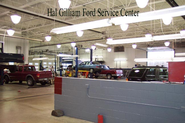 Wenco Construction Services Projects Automotive Ford